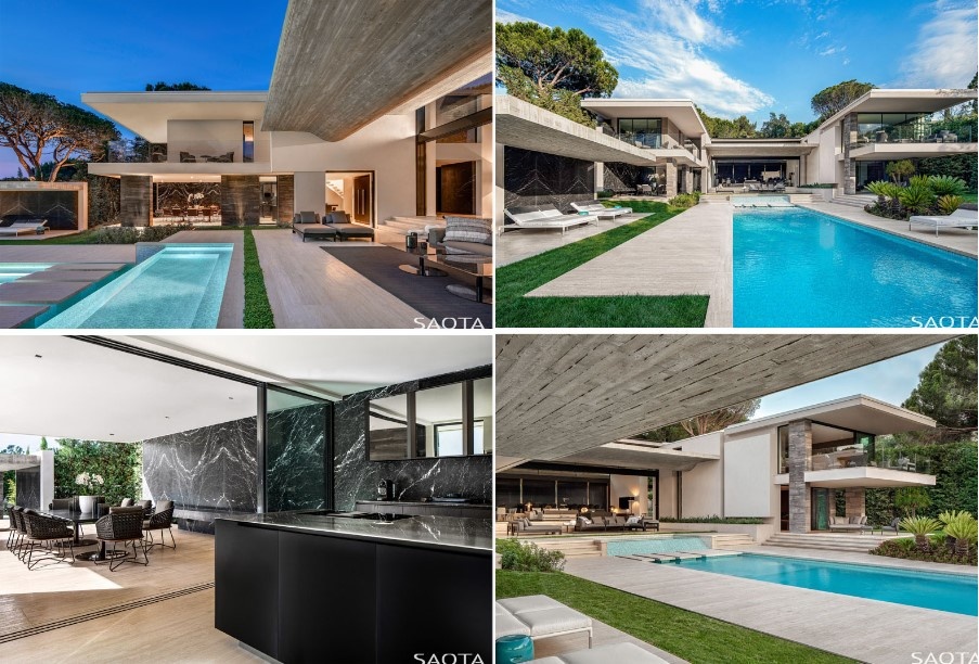 house with the wavy ceiling exterior1