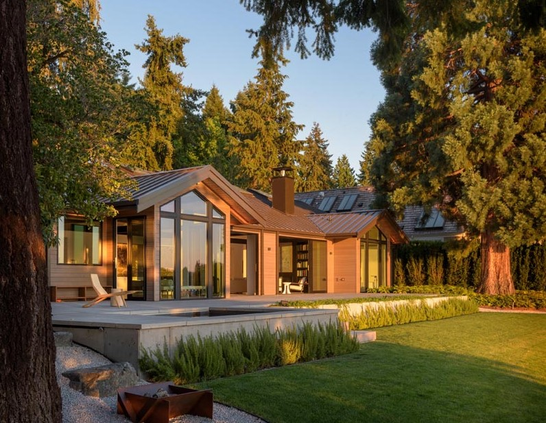 Architecture Design - 5 Stunning homes of 2020